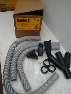 Dewalt De7778 Mitre Saw Dust Extraction Kit Dw701 Dw707 Dw700 Dw777