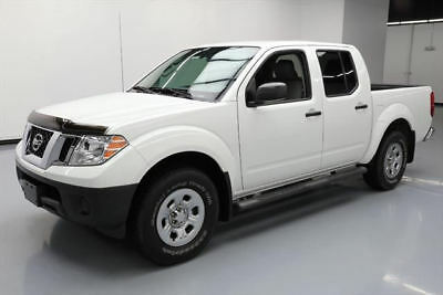 2015 Nissan Frontier  2015 NISSAN FRONTIER SE CREW CRUISE CTRL SIDE STEPS 31K #768459 Texas Direct