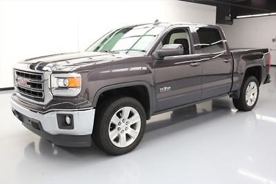 2015 GMC Sierra 1500 SLE Crew Cab Pickup 4-Door 2015 GMC SIERRA SLE TEXAS CREW NAV REAR CAM 20'S 37K MI #284005 Texas Direct