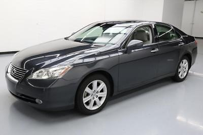 2007 Lexus ES 350 Base Sedan 4-Door 2007 LEXUS ES350 CLIMATE LEATHER SUNROOF PWR SHADE 72K #110397 Texas Direct Auto