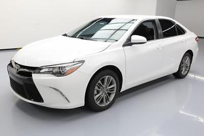2016 Toyota Camry  2016 TOYOTA CAMRY SE REARVIEW CAM PADDLE SHIFT 48K MI #527296 Texas Direct Auto