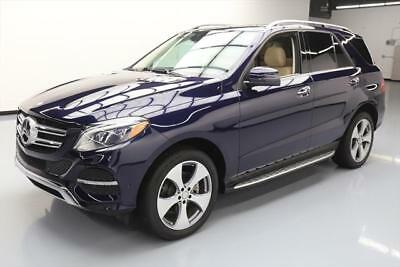 2017 Mercedes-Benz GLE-Class  2017 MERCEDES-BENZ GLE350 P1 HTD SEATS SUNROOF NAV 3K #844921 Texas Direct Auto