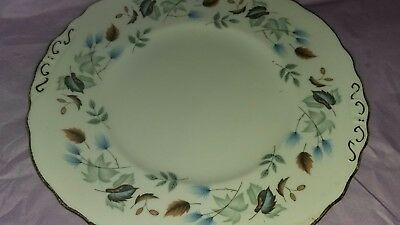 LINDEN Colclough Cake Bread & Butter Plate china rounded square shape