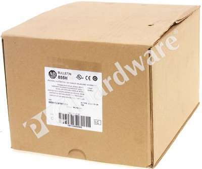 New Allen Bradley 855H-BCA10CDR4 /C 855H Industrial Horn with Beacon 120V AC Red
