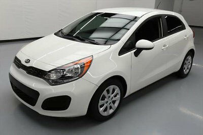 2014 Kia Rio  2014 KIA RIO LX AUTO CRUISE CTRL CD AUDIO A/C 44K MILES #351288 Texas Direct