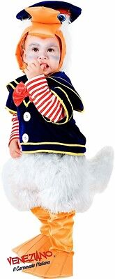 Sailor Navy Popeye Military Bunting Cute Dress Up Halloween Infant Child Costume