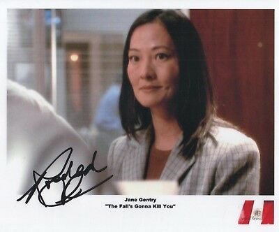 "The West Wing Auto Photo Print Rosalind Chao ""Jane Gentry"""