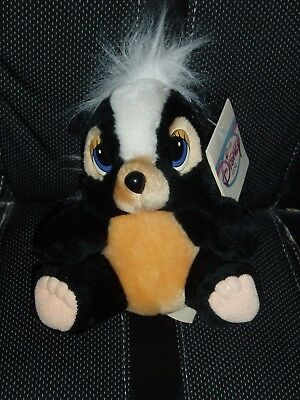 Walt Disney Store Flower From Bambi Plush Soft Toy