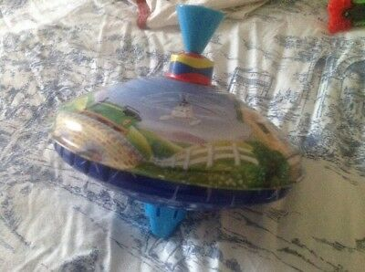 thomas the tank engine Toy Spinning Top