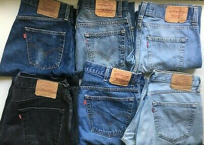 ea1bdb444c8 Men`s Vintage Levi`s 517 Regular Bootcut Leg Grade A Denim Jeans Authentic