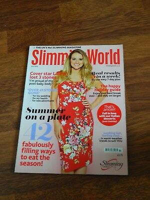 Slimming World Magazine July 2016