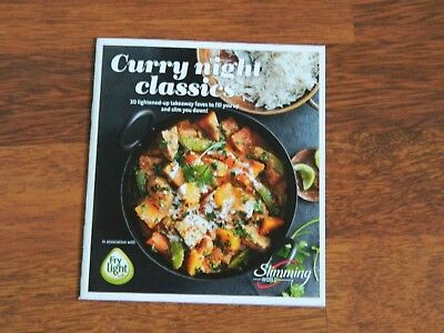 Slimming World Curry Night Classics
