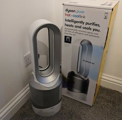 Dyson Pure Hot & Cool Link Fan - Excellent Condition in Box