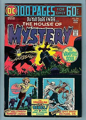 House Of Mystery # 228 Fnvf (7.0) Neil Adams Inks- Dc 100 Pages- Cents- 50% Off
