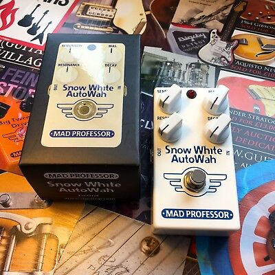 Mad Professor Snow White Auto Wah (Factory Made)