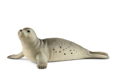 Schleich 14801 Adult Seal Toy Sealife Figurine Gift 2018 - NIP
