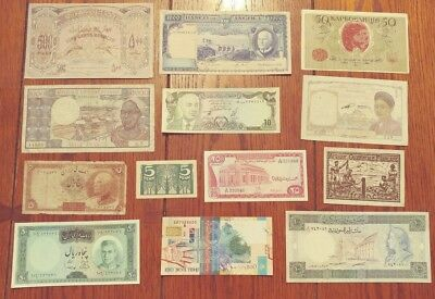 Better foreign / world banknote lot