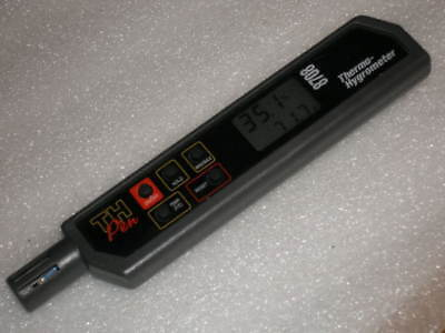 Test Equipment TH Pen Thermo-Hygrometer 8708