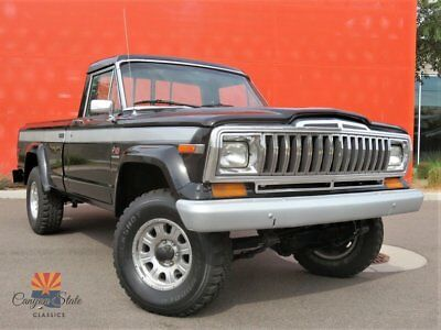 1984 Jeep Pickup 4WD J10 Laredo 1984 Jeep J10 Pickup Laredo, 360ci V8, 4X4, Power Windows, A/C, Lift and Resto!