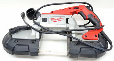 Milwaukee 6232-20 Corded Deep Cut Variable Speed Band Saw 2/L246670A
