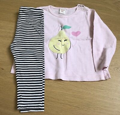 Country Road / Seed Heritage - Girls Leggings & Top Pack - Size 18-24 Months