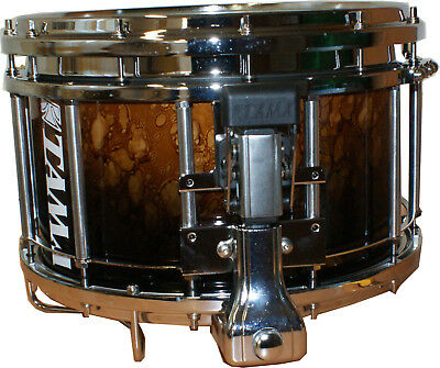 "Tama Maple Ahorn M1409SL MCF 14""x9"" MARCHING SNARE Drum Molten Caramel Fade Neu"