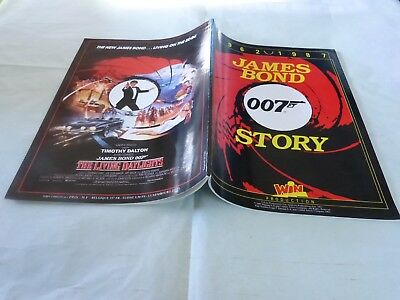 James Bond - Story 1962-1987 !!! French Mag Special Issue !!!!!!!!!!!!