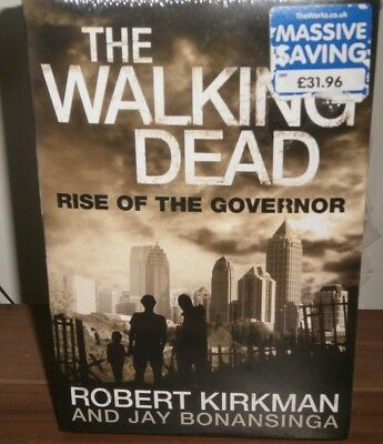 New Still Wrapped The Walking Dead Book Collection
