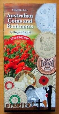 PRICE DOWN!!! Australia: Coins & Banknotes Catalogue 22nd Ed by Greg McDonald