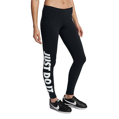 Nike Leggings Leg-A-See Sportleggings Sporthose Leggins Trainingshose Tight