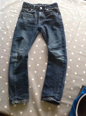 Boys River Island skinny jeans age 6 years