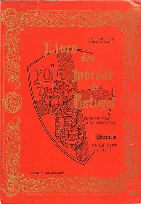 Vaz: Book of the Coins of Portugal