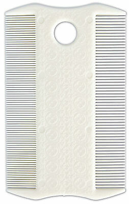 Trixie Double Sided Nit Flea / Dust Comb Dog Cat Small Pets 2402