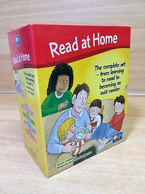 Oxford Reading Tree Read at Home Complete Set 30 Books Level 1-5 VGC