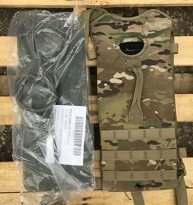 US Multicam 3L OCP ARMY MOLLE BACKSTRAP HYDRATION SYSTEM CARRIER PACK
