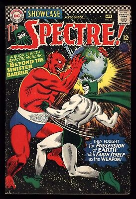 Showcase (1956) #61 First Print 2nd Silver Age Spectre Murphy Anderson C/A VG/FN
