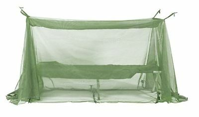 LARGE US Military Insect Bar Mosquito Net Netting Cot Army USMC Tent NEW