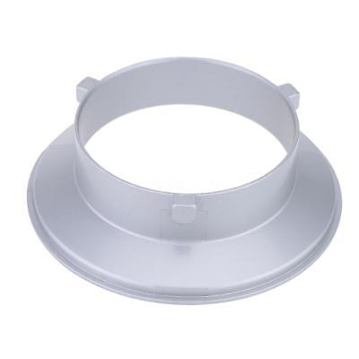 Godox SA-01-BW 144mm Mounting Flange Ring Adapter for Flash Fits for Bowens O4O1
