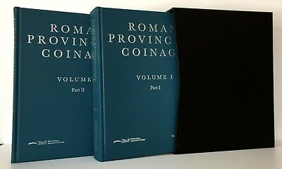 Roman Provincial Coinage Vol I From the Death of Caesar to Death of Vitellius