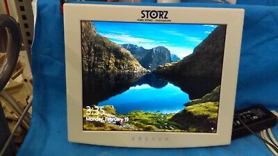 """Storz NDS Display 19"""" Monitor SC-SX19-A1A11 Medical Surgical"""