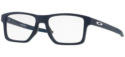 Oakley 8040 Chamfer Squared 04 52 Universe Blue Sight Glasses Eyewear Blue