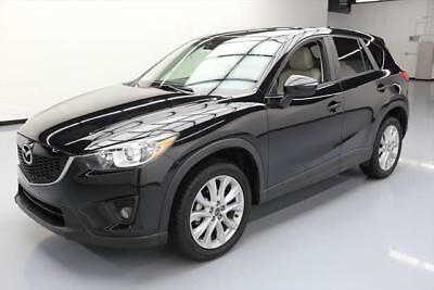 2015 Mazda CX-5 Grand Touring Sport Utility 4-Door 2015 MAZDA CX-5 GRAND TOURING LEATHER SUNROOF NAV 33K #528294 Texas Direct Auto