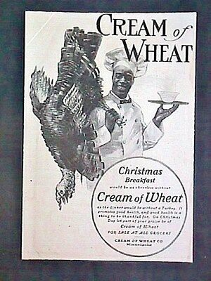 Cream Of Wheat - Wright & Ditson - Horsshoe Collectible Vintage Advertising