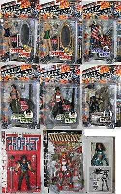 Figurine Action Choisir : Awesome Toys Prophet, Shaft, Top Cow Madeleine, Rising