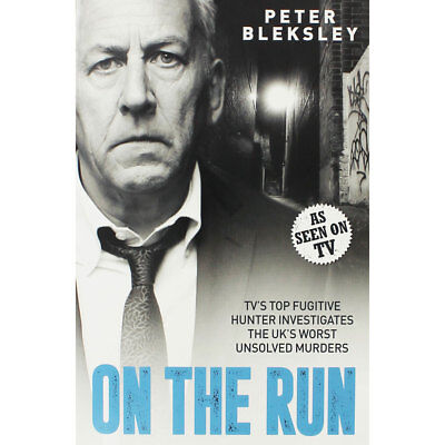 On The Run by Peter Bleksley (Paperback), Non Fiction Books, Brand New