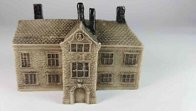 Abbotts Of Buckfast Townhouse Country Mansion Small Model Building