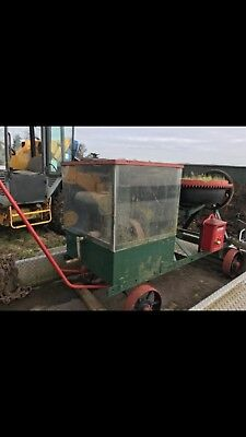Cement Mixer With Lister D Shaft Drive Mag
