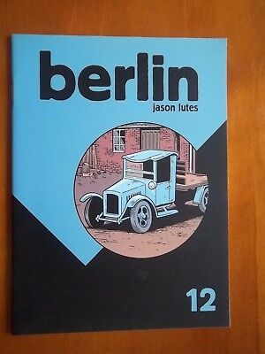 BERLIN Jason Lutes #12  2005 Drawn and Quarterly