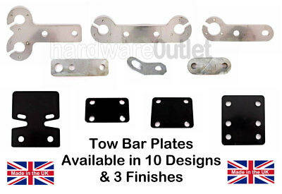 Heavy Duty TOW BAR PLATES Fittings Electric Mounts Bumper Protector Levelling