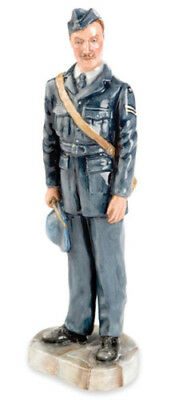 Royal Doulton Prestige Figure Raf Corporal Made In England New In Box.